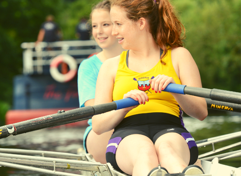 Minerva Junior Learn to Row